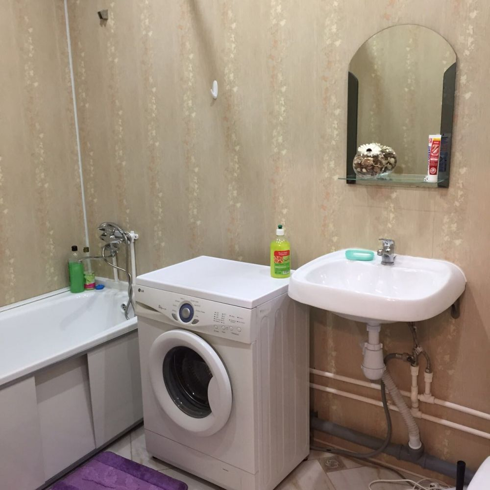 Уфа — 1-комн. квартира, 48 м² – Комсомольская, 15 (48 м²) — Фото 1