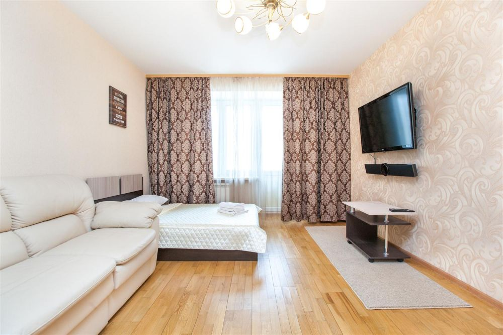 Тюмень — 1-комн. квартира, 48 м² – Комсомольская, 75 (48 м²) — Фото 1