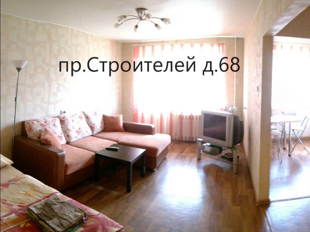 Иваново — 1-комн. квартира, 32 м² – проспект Строителей, 68 (32 м²) — Фото 1