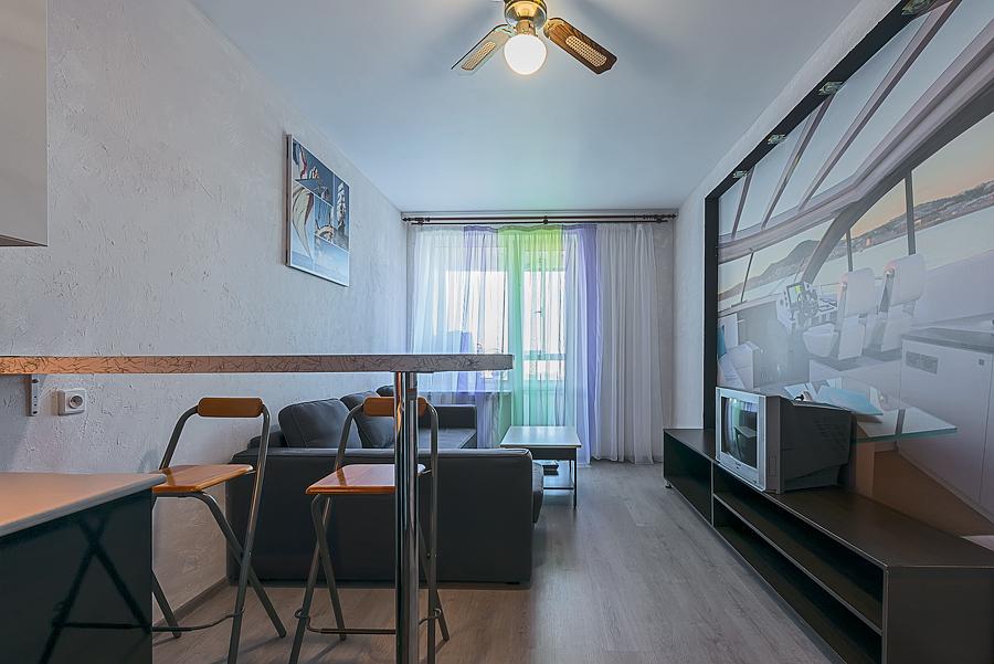 Санкт-Петербург — 1-комн. квартира, 30 м² – Рыбацкий проспект, 18 (30 м²) — Фото 1