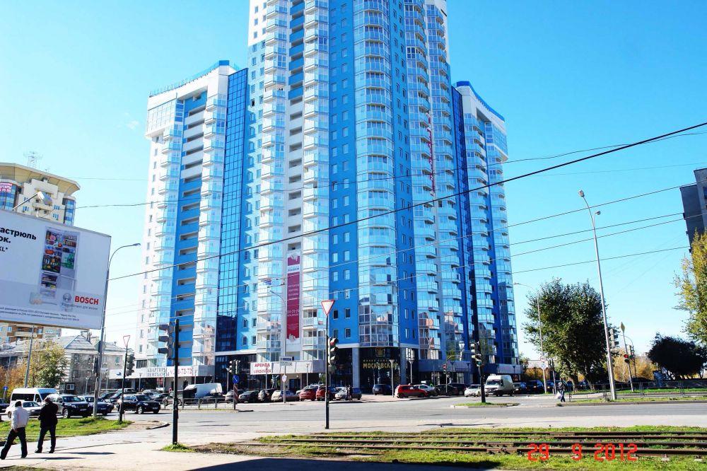 Екатеринбург — 1-комн. квартира, 54 м² – Московская, 66 (54 м²) — Фото 1