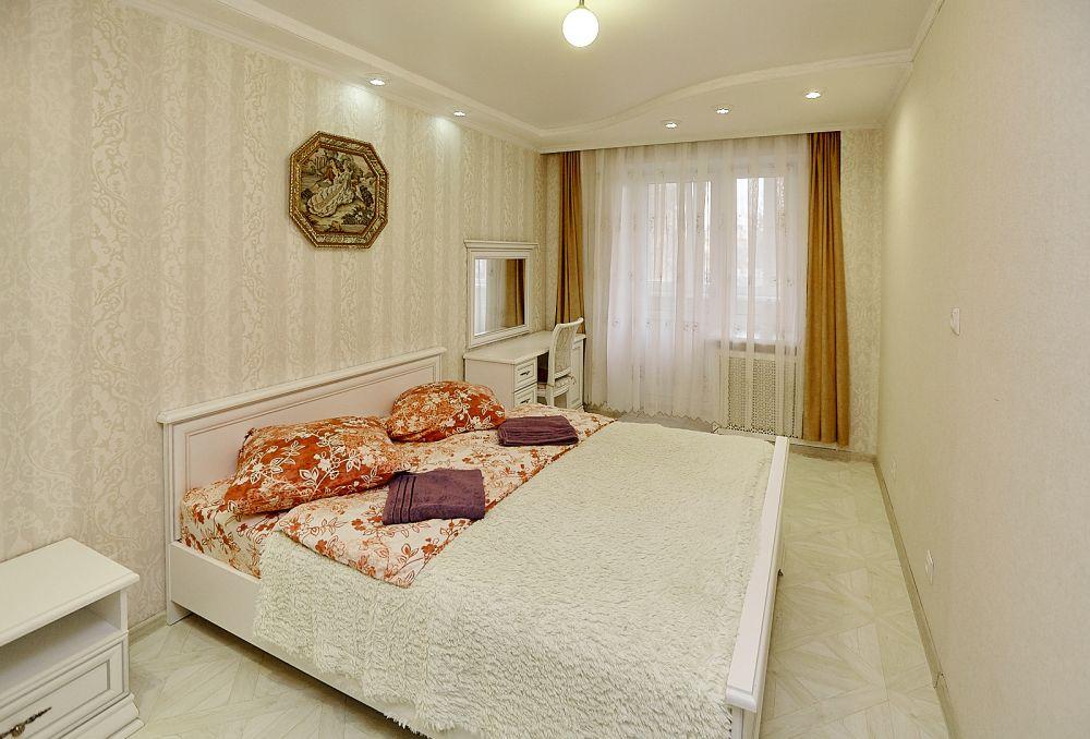 Калуга — 3-комн. квартира, 70 м² – ул. Герцена, 17 (70 м²) — Фото 1
