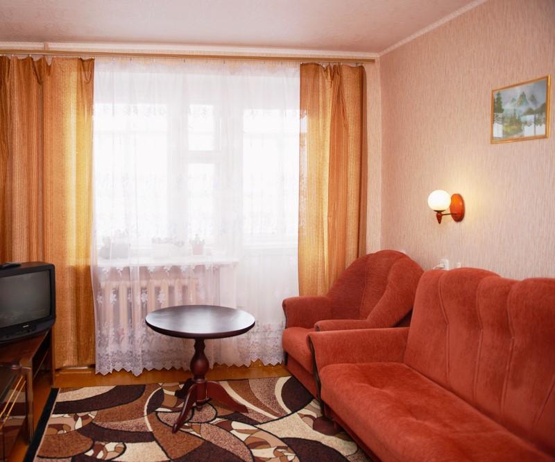 Ярославль — 1-комн. квартира, 34 м² – Собинова,50 корпус 2 (34 м²) — Фото 1