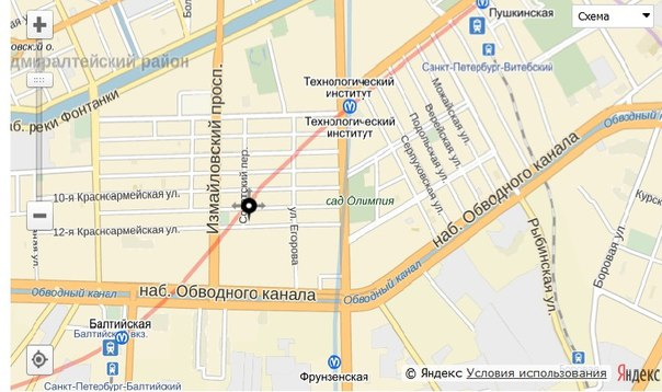 Санкт-Петербург — 2-комн. квартира, 70 м² – 7 Красноармейская, 23 (70 м²) — Фото 1