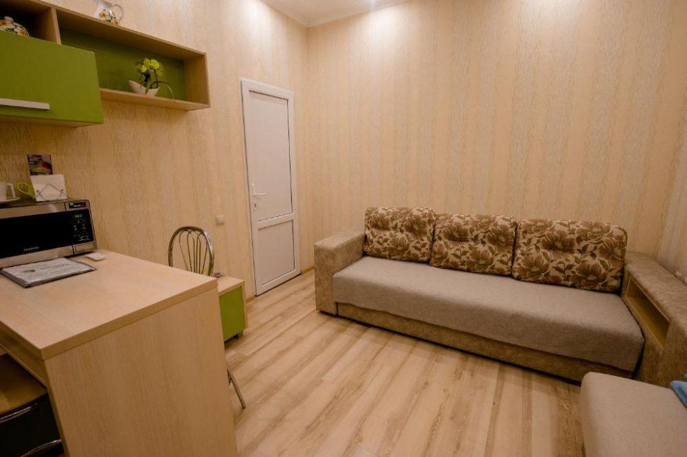 Курск — 1-комн. квартира, 18 м² – Челюскинцев, 9 (18 м²) — Фото 1