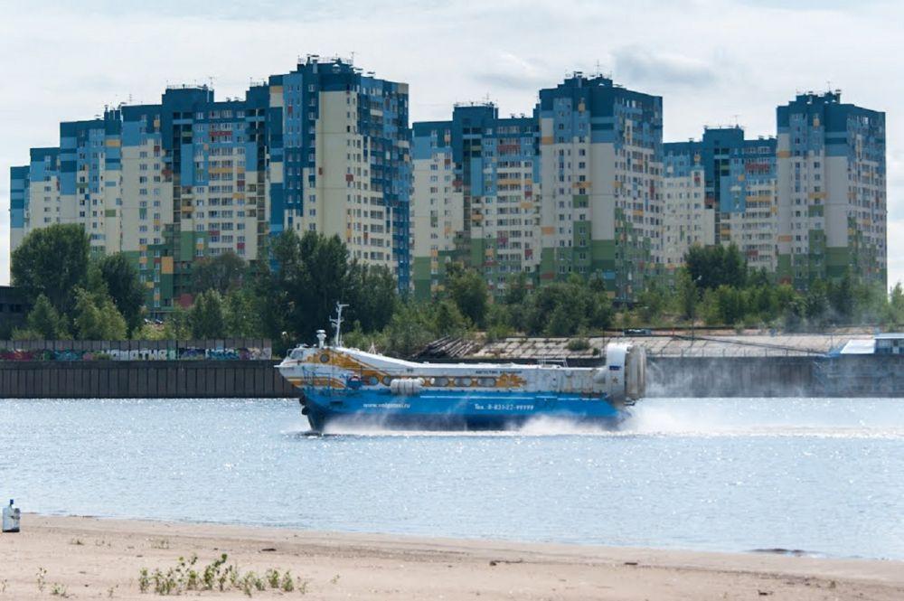 Нижний Новгород — 2-комн. квартира, 70 м² – Карла Маркса, 60 (70 м²) — Фото 1