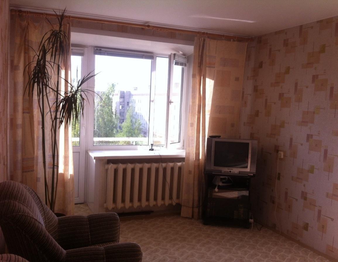 Кострома — 1-комн. квартира, 34 м² – Новоселов, 19 (34 м²) — Фото 1