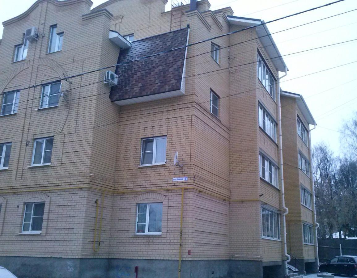 Кострома — 2-комн. квартира, 55 м² – Сенной переулок, 9 (55 м²) — Фото 1