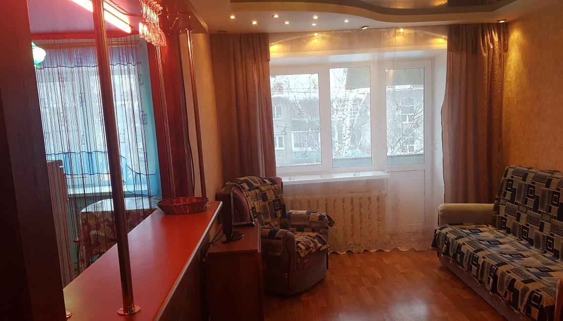 Ярославль — 2-комн. квартира, 55 м² – Московский, 55а (55 м²) — Фото 1