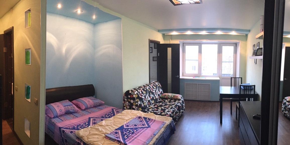 Ярославль — 1-комн. квартира, 42 м² – Лисицына, 41 (42 м²) — Фото 1