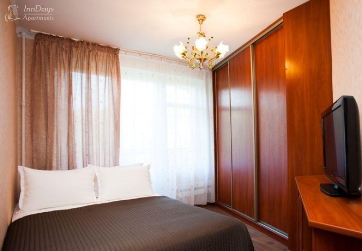 Однокомнатная квартира 4/9 эт. 41 м² (1 300 руб.) / Квартиры