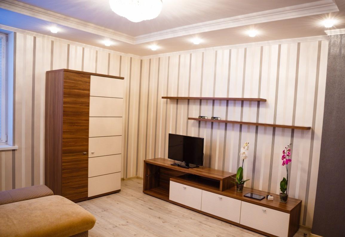 Курск — 1-комн. квартира, 50 м² – Почтовая, 12 (50 м²) — Фото 1