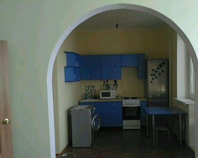 Курск — 1-комн. квартира, 41 м² – Анатолия Дериглазова (41 м²) — Фото 1