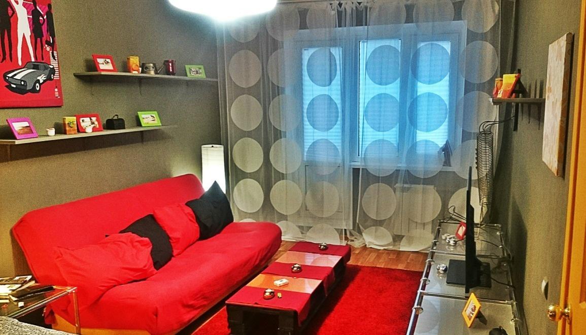 Курск — 1-комн. квартира, 37 м² – Вячеслава Клыкова пр-кт, 86 (37 м²) — Фото 1