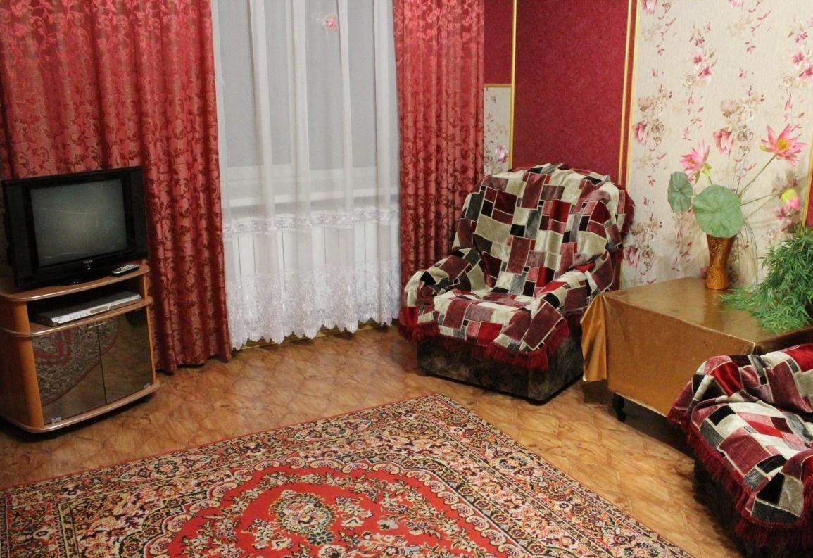 Курск — 1-комн. квартира, 42 м² – Союзная 28б  рядом Аквапарк и ЖД (42 м²) — Фото 1
