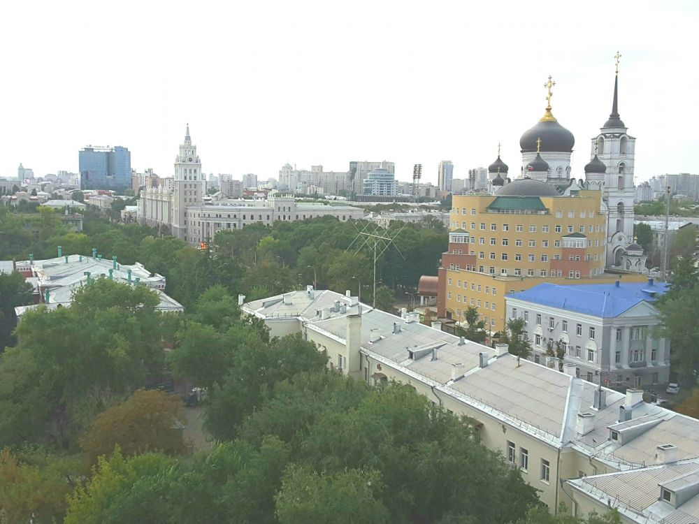 Воронеж — 1-комн. квартира, 54 м² – пр-т. Революции, 9а (54 м²) — Фото 1