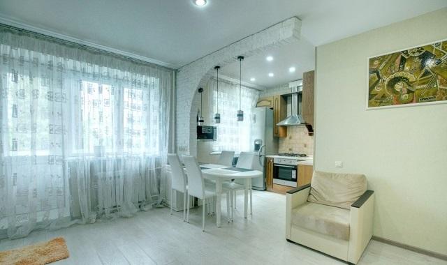 Воронеж — 3-комн. квартира, 62 м² – Ворошилова, 12 (62 м²) — Фото 1