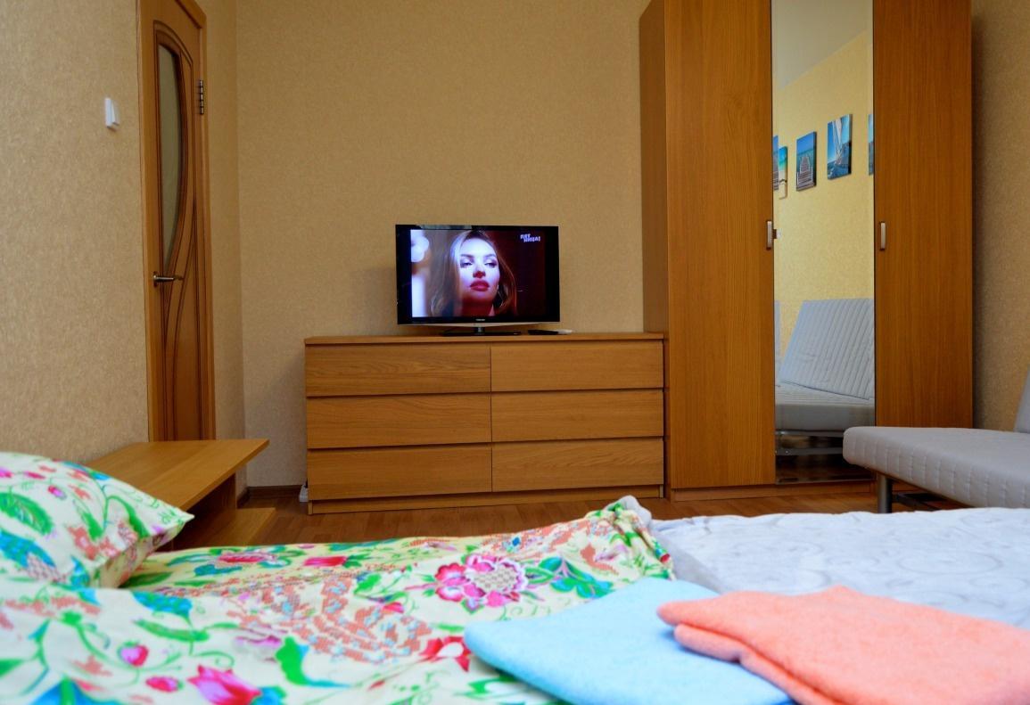 Воронеж — 1-комн. квартира, 43 м² – Карла Маркса, 116а (43 м²) — Фото 1