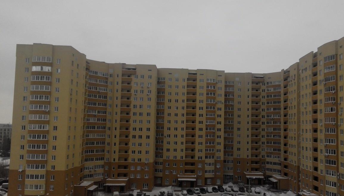 Воронеж — 1-комн. квартира, 43 м² – Ленинский проспект 126 ост. Димитрова рядом ВАТУ (43 м²) — Фото 1