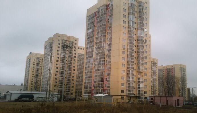 Воронеж — 1-комн. квартира, 43 м² – Шишкова, 72 (43 м²) — Фото 1