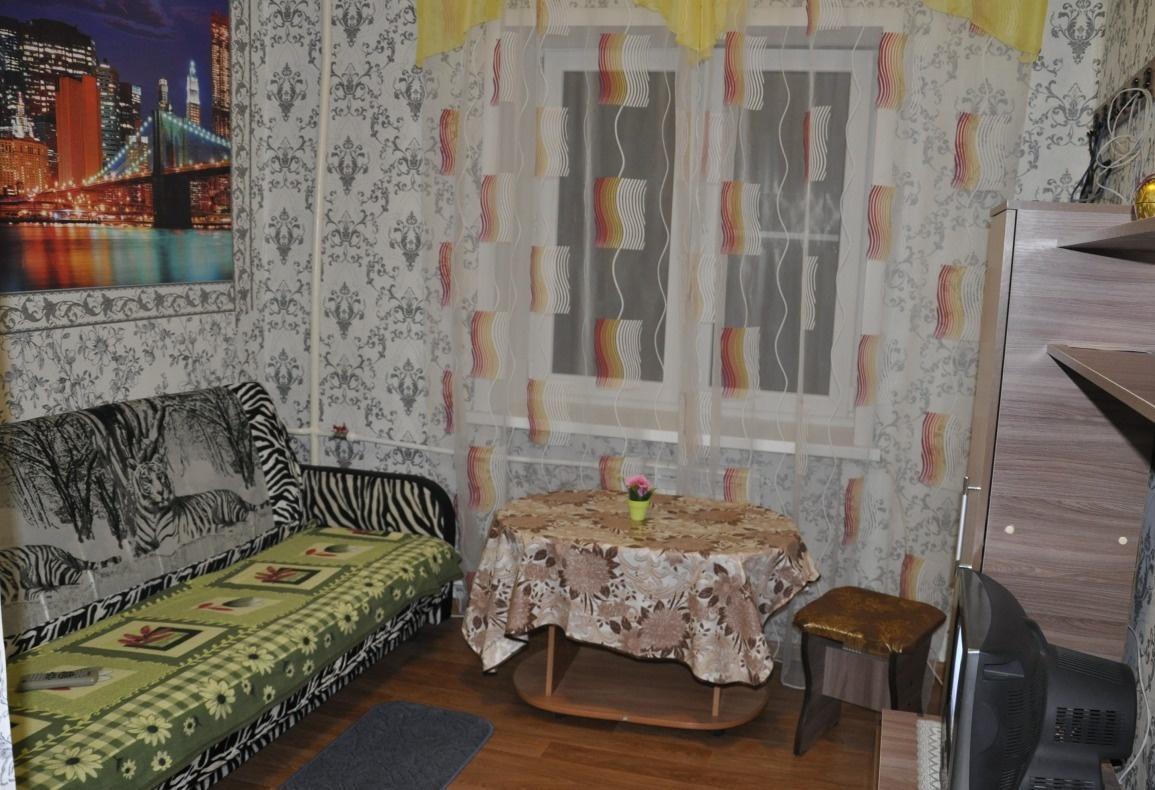 Воронеж — 1-комн. квартира, 12 м² – Серафимовича, 30 (12 м²) — Фото 1