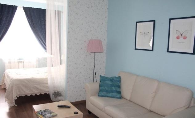 Брянск — 1-комн. квартира, 48 м² – Красноармейская, 38 (48 м²) — Фото 1