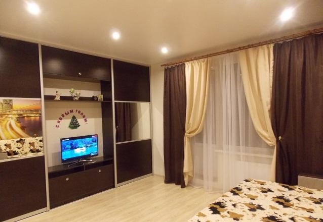 Брянск — 1-комн. квартира, 45 м² – пр.т Московский, 64 (45 м²) — Фото 1