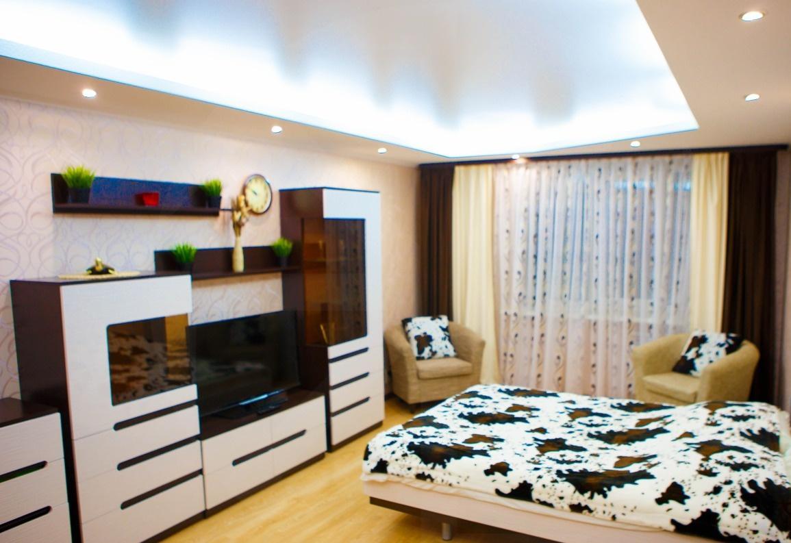 Брянск — 1-комн. квартира, 56 м² – Романа ого, 6 (56 м²) — Фото 1