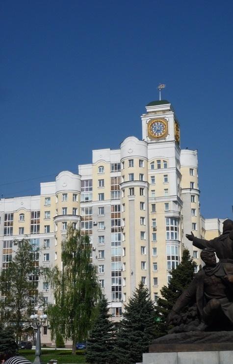 Брянск — 1-комн. квартира, 49 м² – Партизан пл, 1 (49 м²) — Фото 1