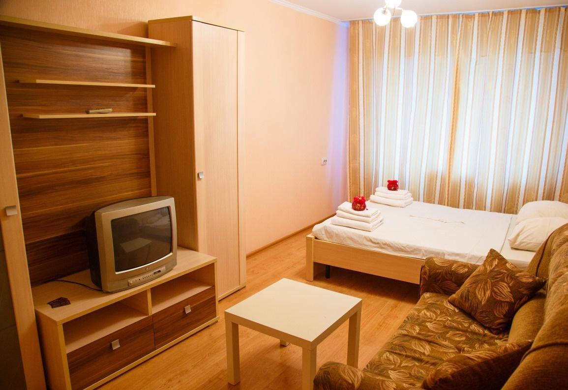 Брянск — 1-комн. квартира, 35 м² – Ромашина, 33 (35 м²) — Фото 1