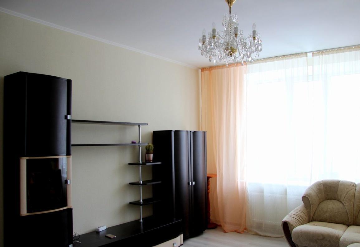 Брянск — 1-комн. квартира, 52 м² – Дуки, 62 (52 м²) — Фото 1