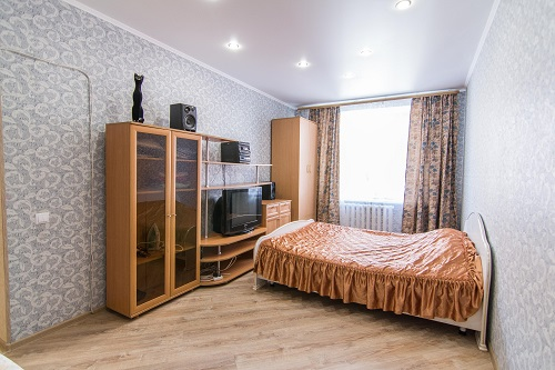 Брянск — 1-комн. квартира, 45 м² – Дуки, 71 (45 м²) — Фото 1