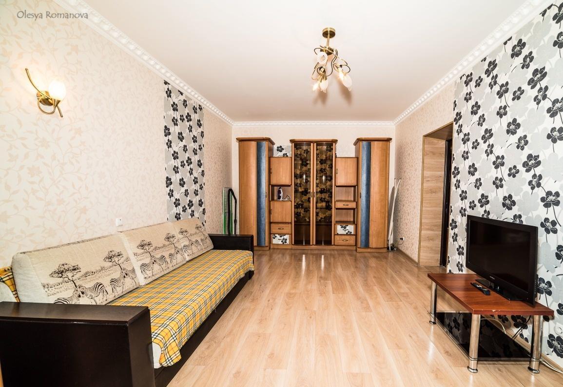 Белгород — 1-комн. квартира, 50 м² – Апанасенко, 97 (50 м²) — Фото 1