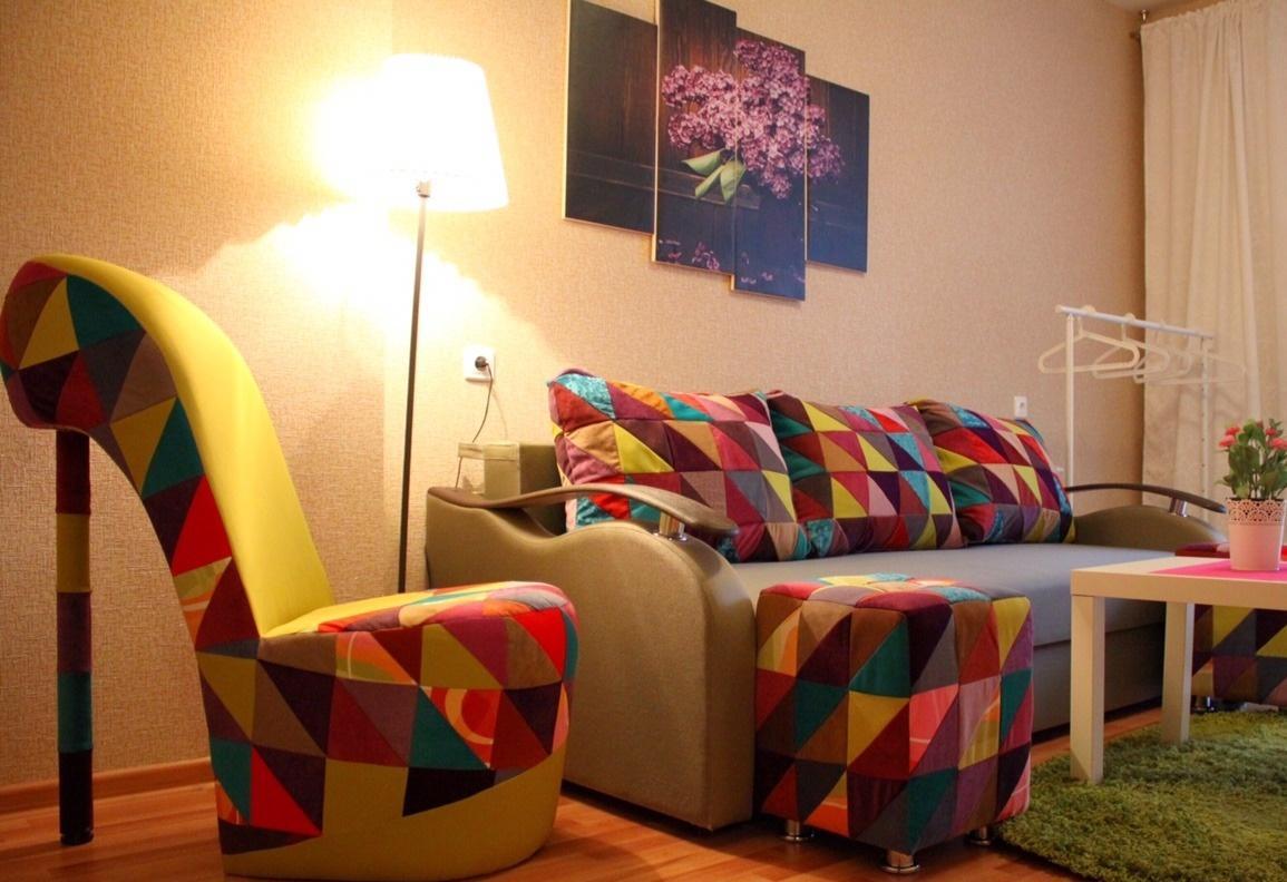 Белгород — 2-комн. квартира, 40 м² – Попова 37 Г Фото реальные (40 м²) — Фото 1