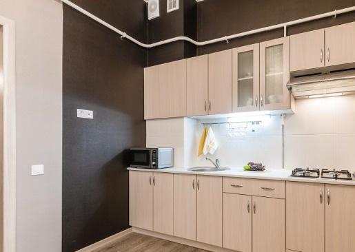 Белгород — 1-комн. квартира, 40 м² – Пушкина, 26 (40 м²) — Фото 1