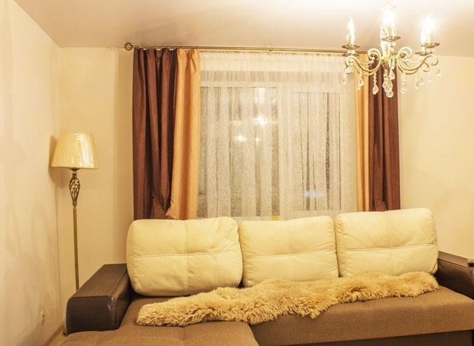 Смоленск — 2-комн. квартира, 70 м² – Матросова   5а (реальные фото) (70 м²) — Фото 1
