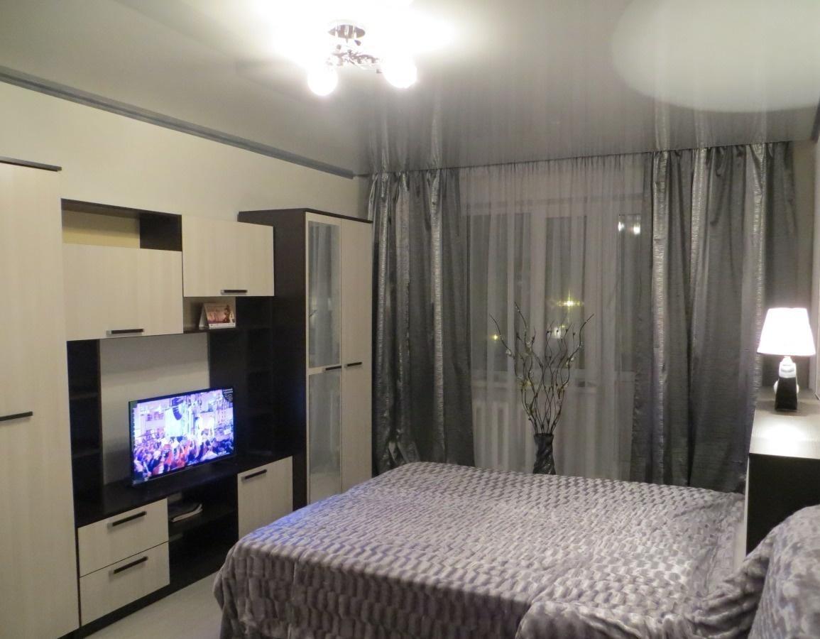 Тамбов — 1-комн. квартира, 39 м² – Рылеева, 96 (39 м²) — Фото 1
