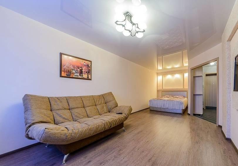 Киров — 1-комн. квартира, 43 м² – Сурикова, 50 (43 м²) — Фото 1