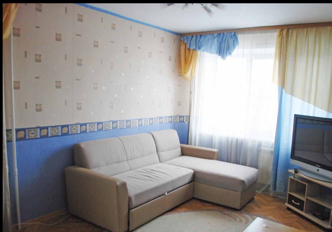 Киров — 1-комн. квартира, 46 м² – Орловская, 4 (46 м²) — Фото 1