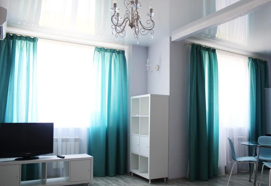 Волгоград — 1-комн. квартира, 40 м² – Краснопресненская, 3 (40 м²) — Фото 1