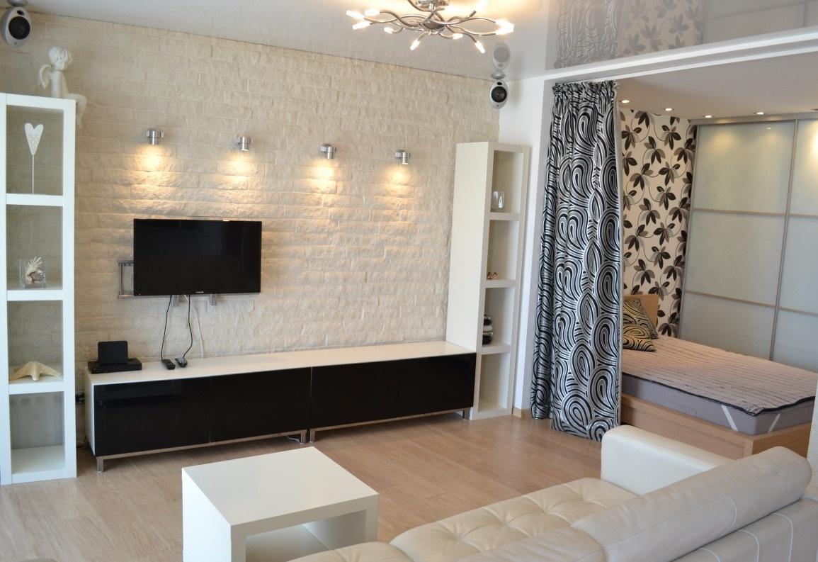 Волгоград — 1-комн. квартира, 43 м² – Пархоменко, 33 (43 м²) — Фото 1