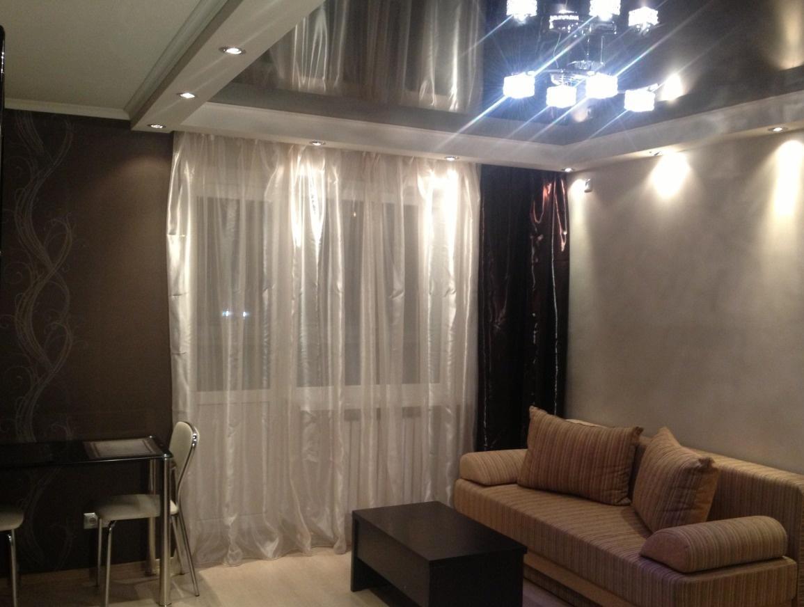 Уфа — 1-комн. квартира, 45 м² – Комарова, 38 (45 м²) — Фото 1