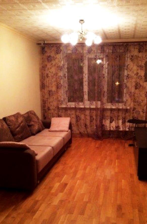 Уфа — 1-комн. квартира, 38 м² – Бакалинская, 25 (38 м²) — Фото 1