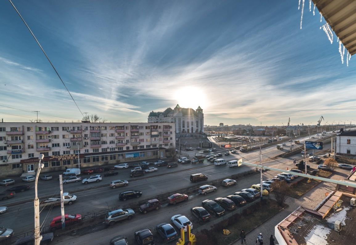 Астрахань — 1-комн. квартира, 31 м² – Анри Барбюса, 17 (31 м²) — Фото 1