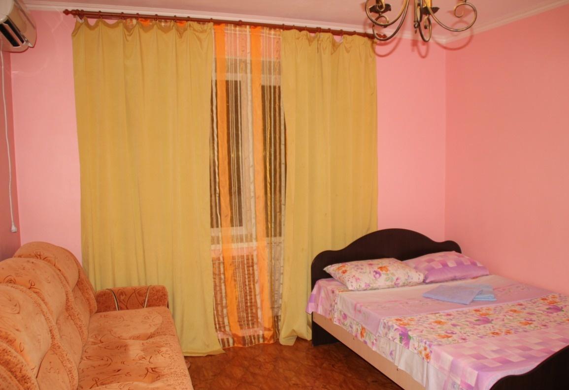 Астрахань — 1-комн. квартира, 52 м² – Бакинская 4  корпус, 1 (52 м²) — Фото 1