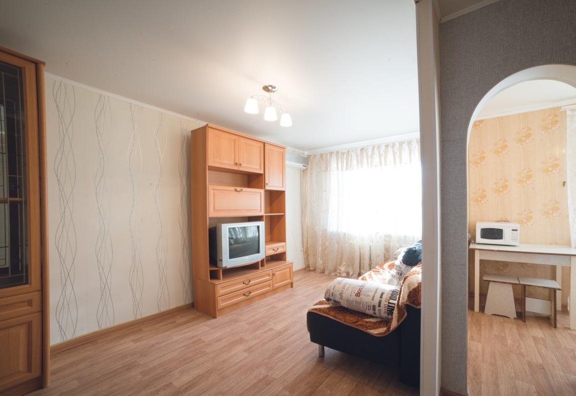 Астрахань — 1-комн. квартира, 34 м² – Степана Здоровцева, 10 (34 м²) — Фото 1