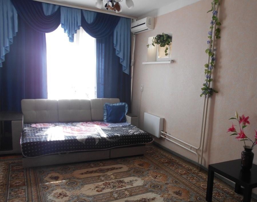 Астрахань — 1-комн. квартира, 45 м² – Зеленая 1к, 1 (45 м²) — Фото 1