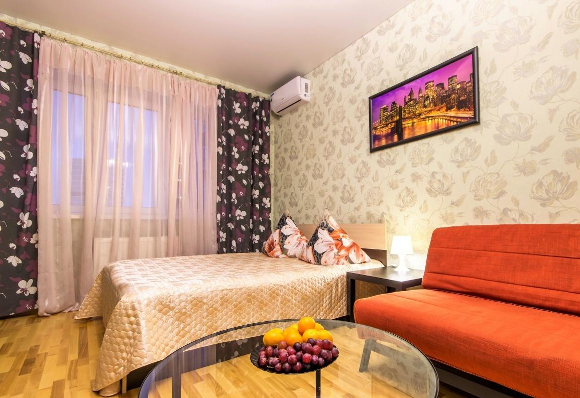 Краснодар — 1-комн. квартира, 49 м² – Морская, 47 (49 м²) — Фото 1