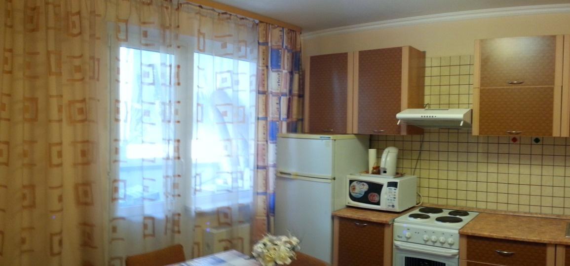 Краснодар — 1-комн. квартира, 38 м² – Чекистов, 40 (38 м²) — Фото 1