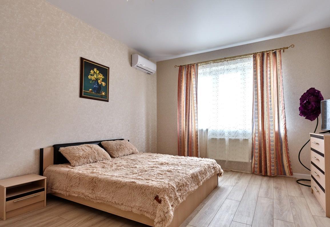 Краснодар — 1-комн. квартира, 49 м² – Гаражная, 71 (49 м²) — Фото 1